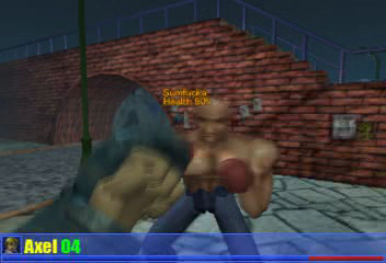Screenshot Street of Rage 4