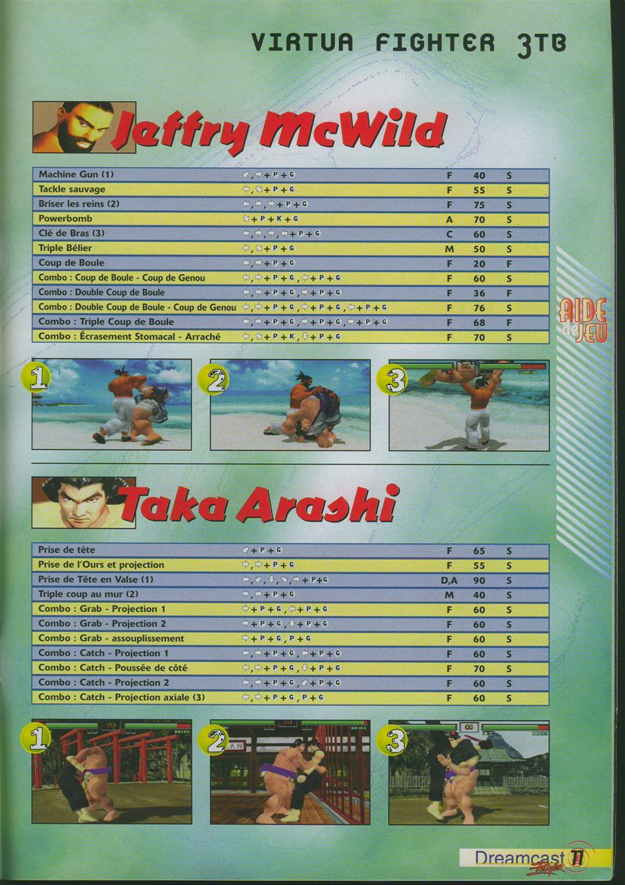 Virtua Fighter 3 TB - 4