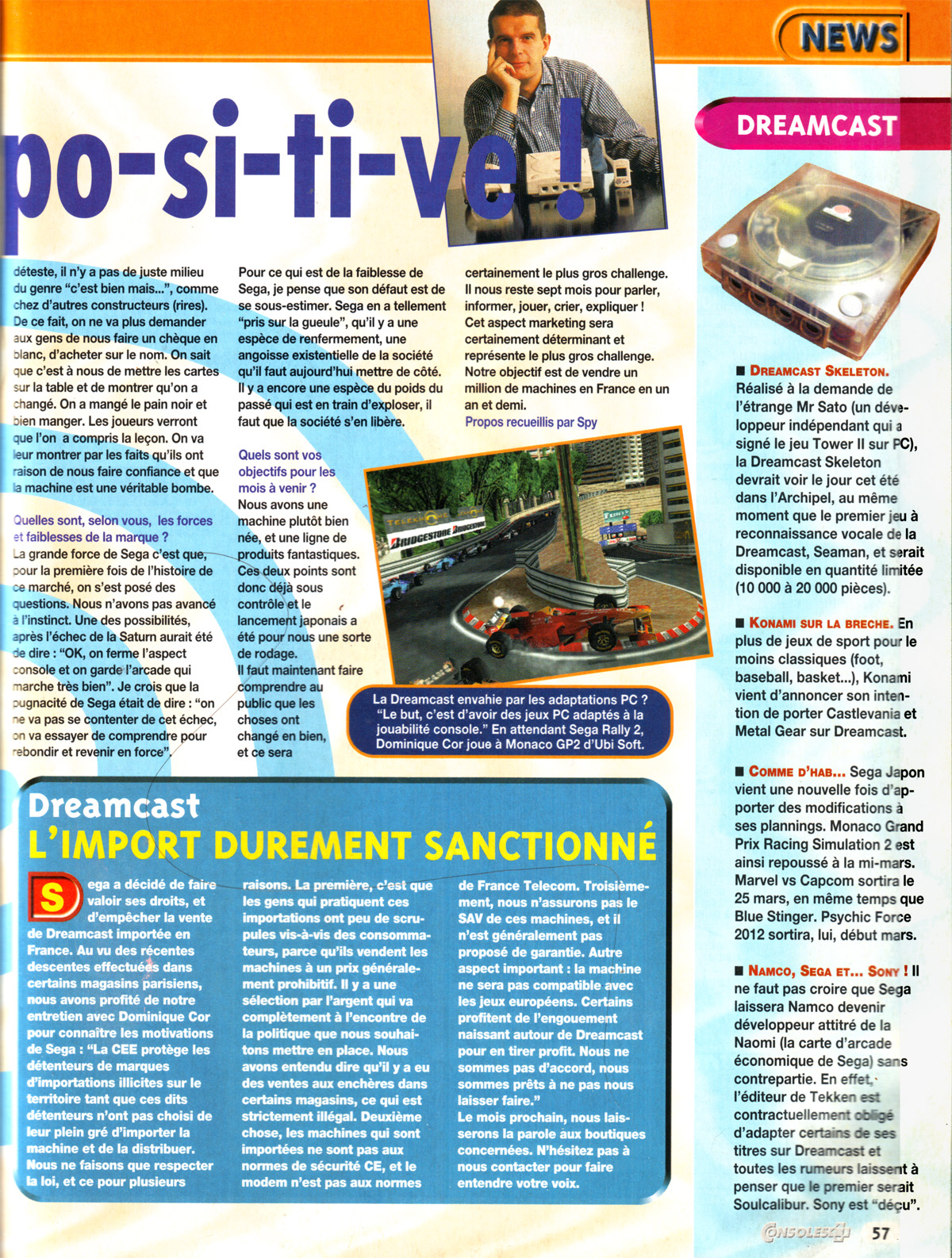 Interview de Dominique Cor, page 2