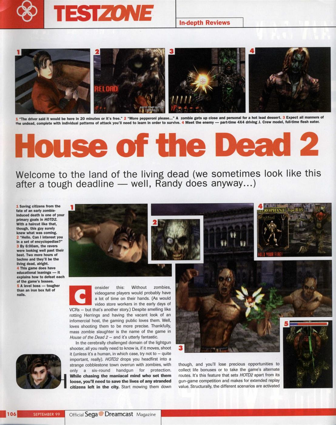 House of the Dead II p1