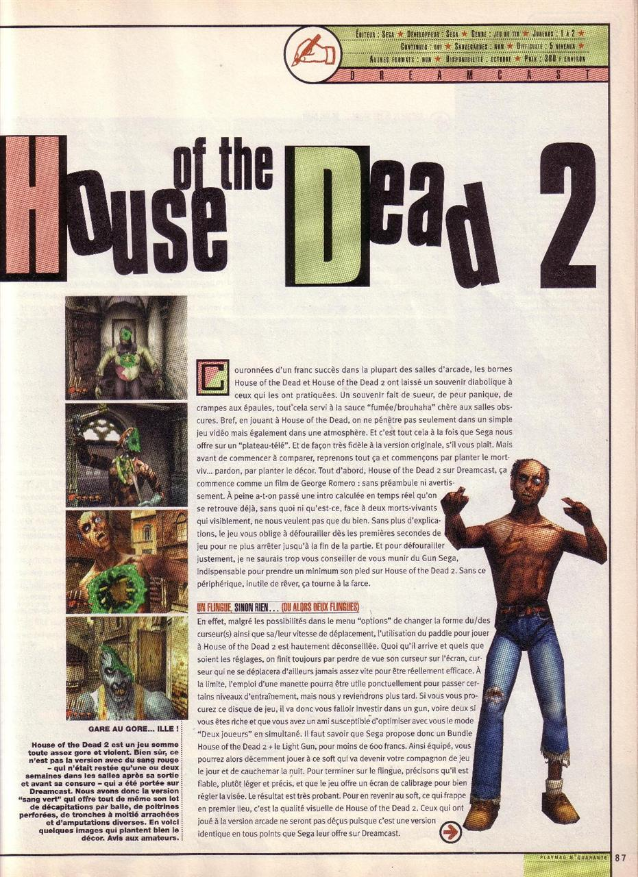 House of the Dead 2 (PM#40) - p2