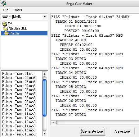 Windows] Graver un CD de boot NeoGeoCD depuis le binaire de Neo4All